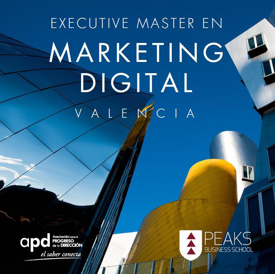 Executive Master en Marketing Digital