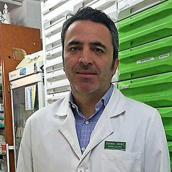 Eduardo Jimenez Moreno MBA Farmacia