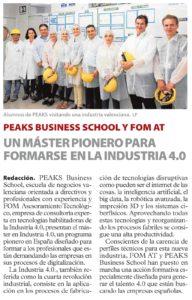 Las Provincias Industria 4.0.