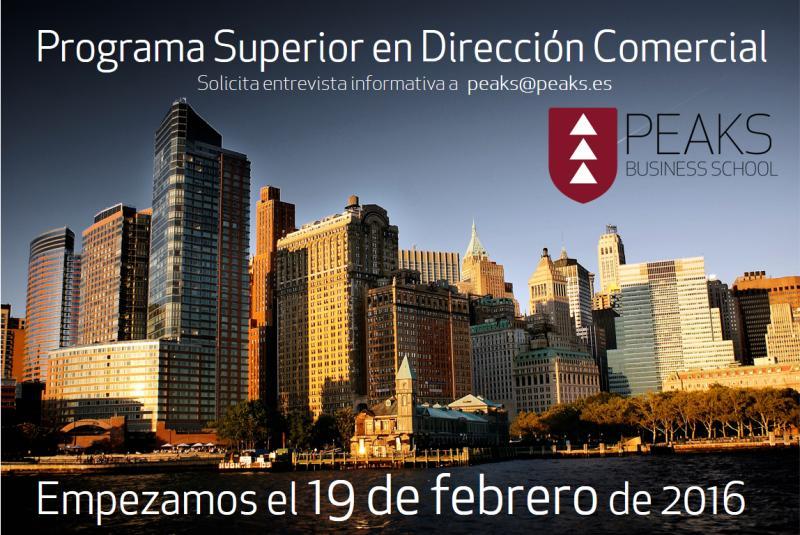 Programa Superior Dirección Comercial