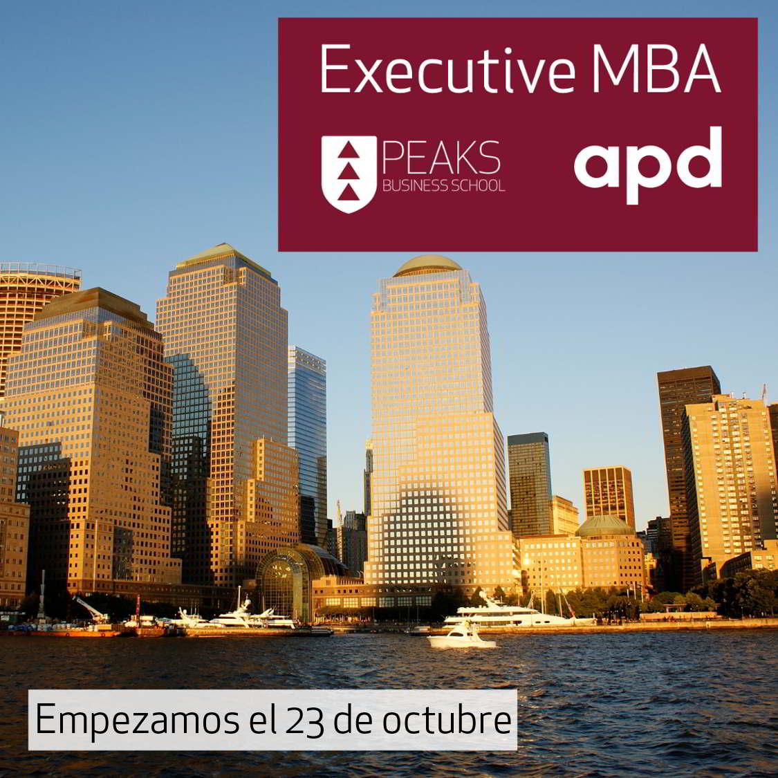 Executive MBA Valencia